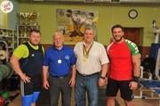 Набор в школу тяжёлой атлетики олимпийского чемпиона Валерия Шария
